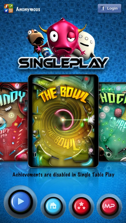 Monster Pinball HD screenshot-3