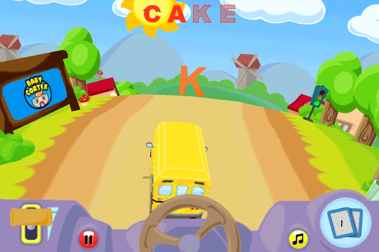 Alphabet Car screenshot-2
