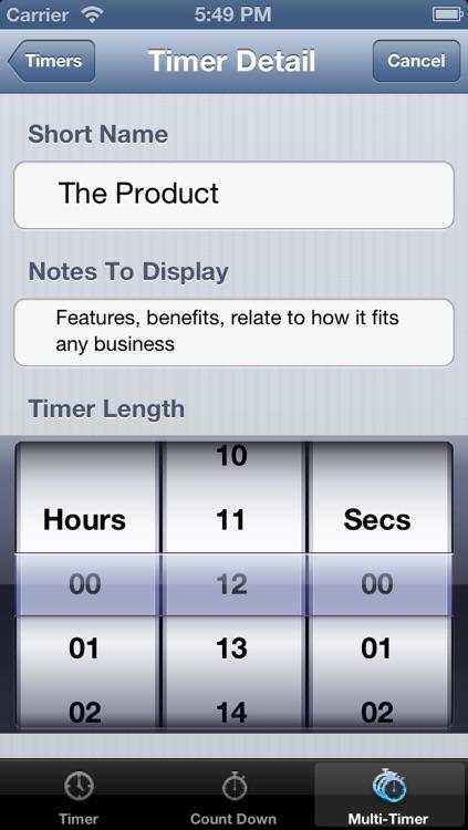 Time's Up! screenshot-4