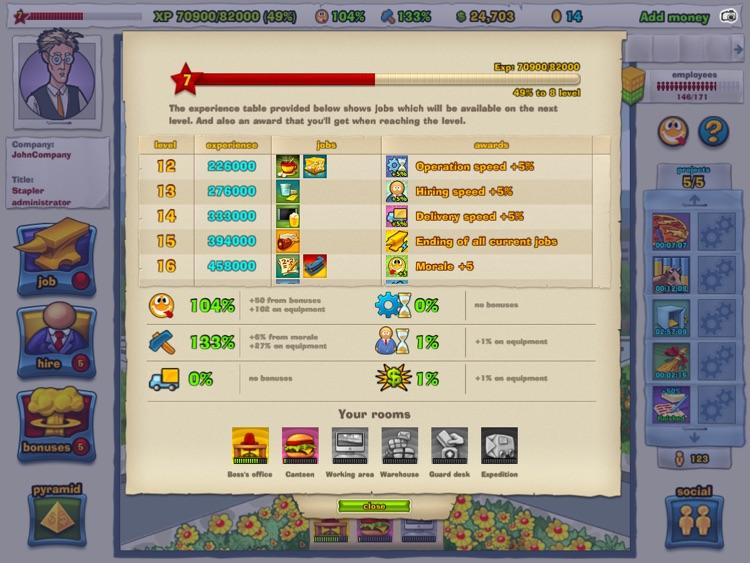 My Corp. HD screenshot-4