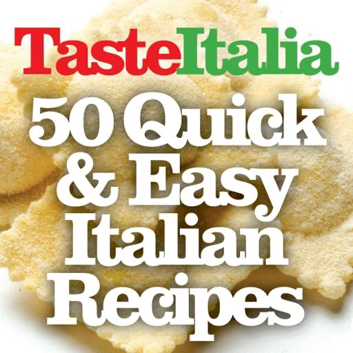 TasteItalia 50 Quick & Easy Italian Recipes
