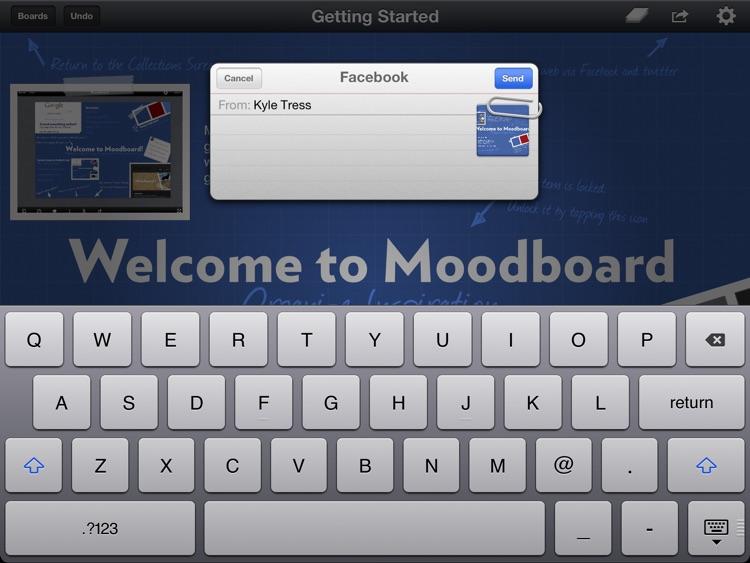 Moodboard screenshot-3