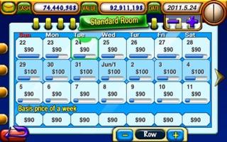 Screenshot #5 for Hotel Tycoon Lite