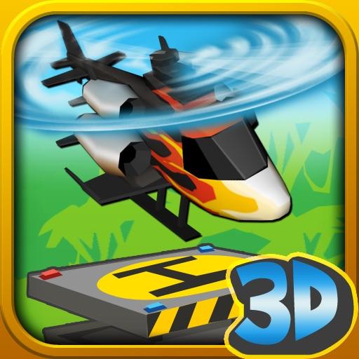 Paper Glider Crazy Copter 3D