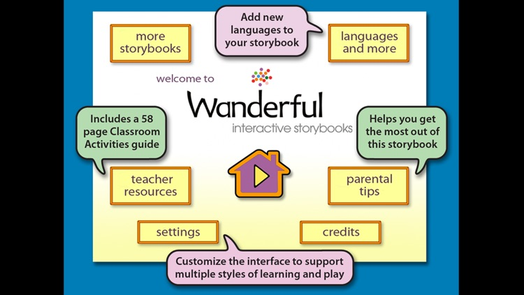 Get In A Fight, Berenstain Bears – Wanderful interactive storybook in English and Spanish screenshot-4