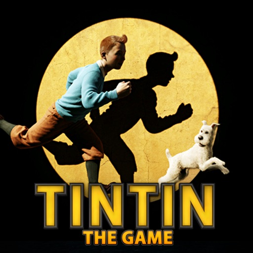 The Adventures of Tintin™ - The Game icon