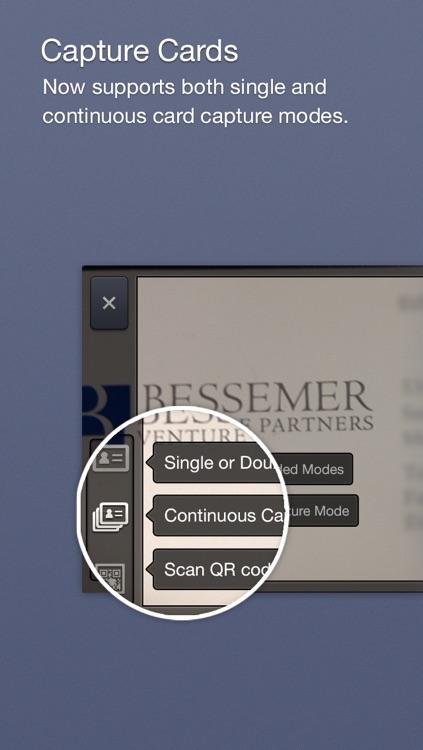 Yolu Card Reader - Business card reader & scanner