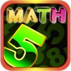 HappyMath-5 Step To Learn Math-HD icon