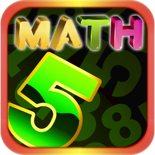 HappyMath-5 Step To Learn Math-HD