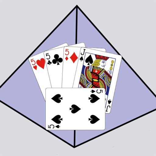 Cribbage Pyramid