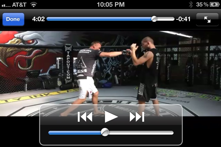 The Pros MMA screenshot-3
