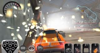 Armored Car ( Racing Game ) screenshot two