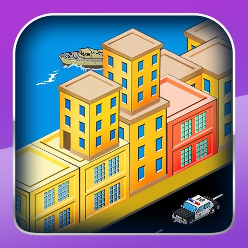 City Adventure for iPhone icon
