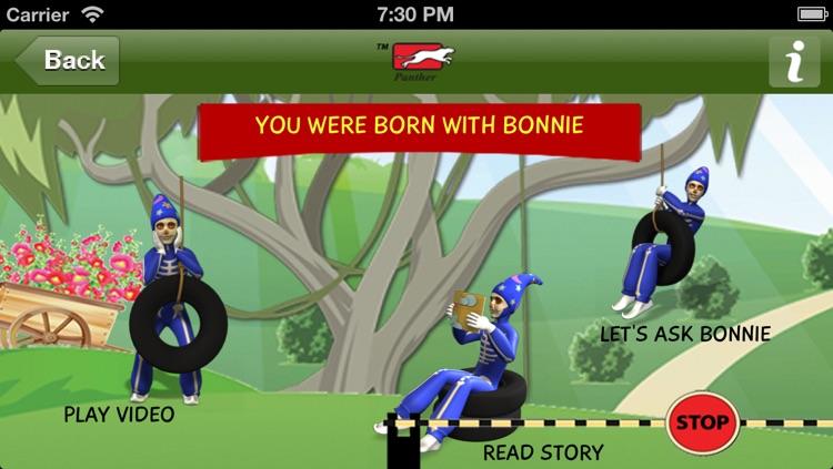 Bonnie - The Skeleton