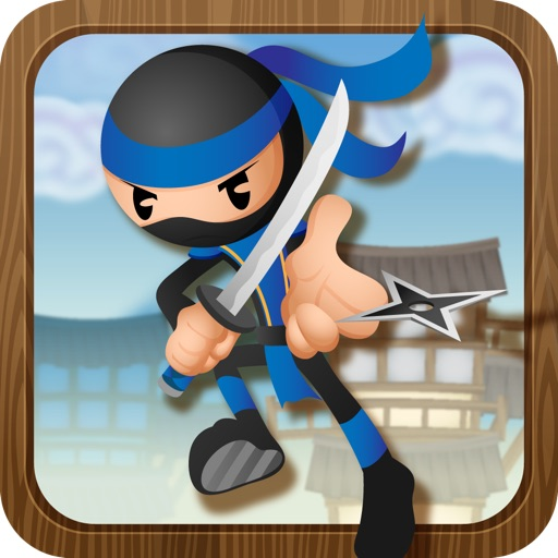 A Rooftop Ninja Assassin - Samurai Warrior Edition icon
