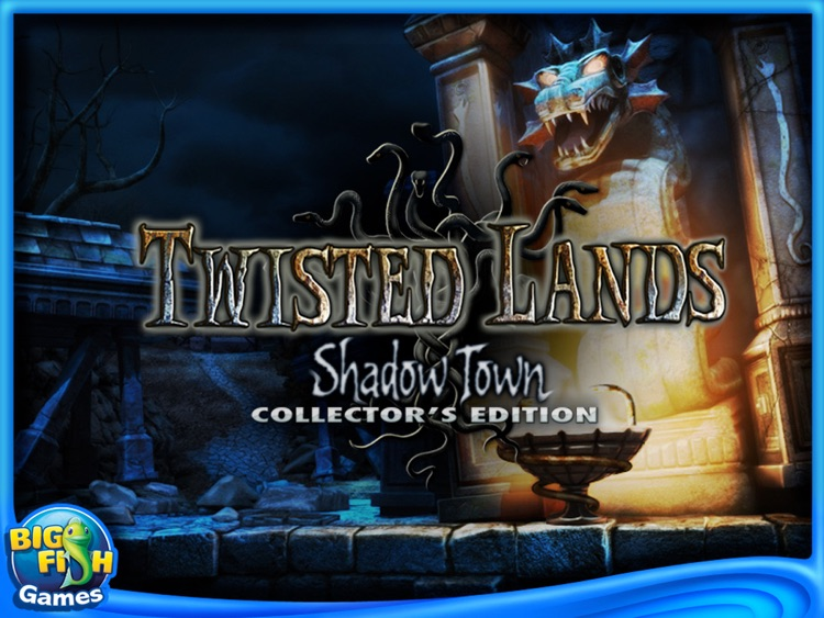 Twisted Lands - Shadow Town Collector's Edition HD