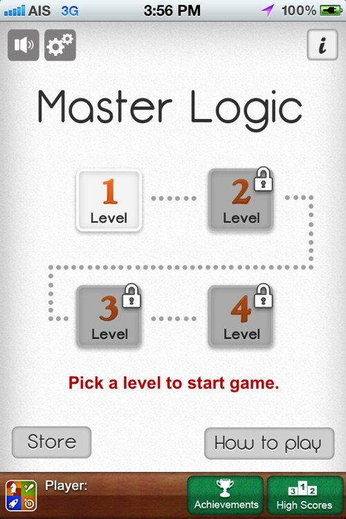 Master Logic
