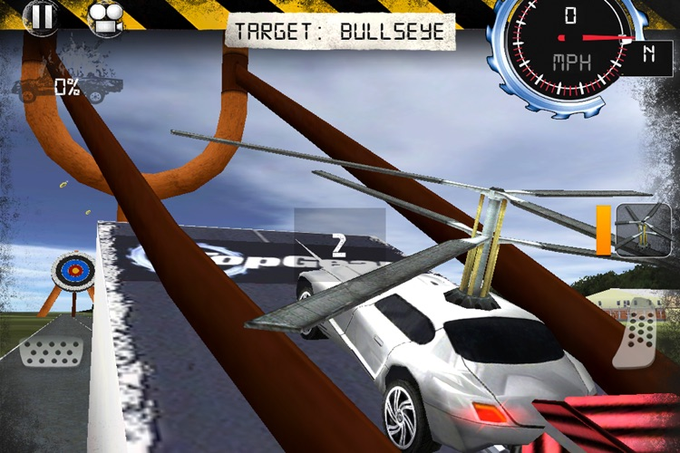 Top Gear: Stunt School screenshot-0