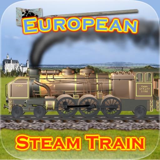 Steam Train: Europe
