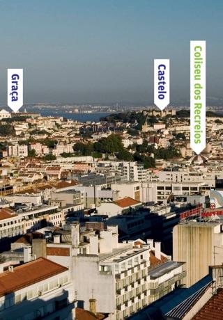 Screenshot for Lisbon: Wallpaper* City Guide in Lebanon App Store