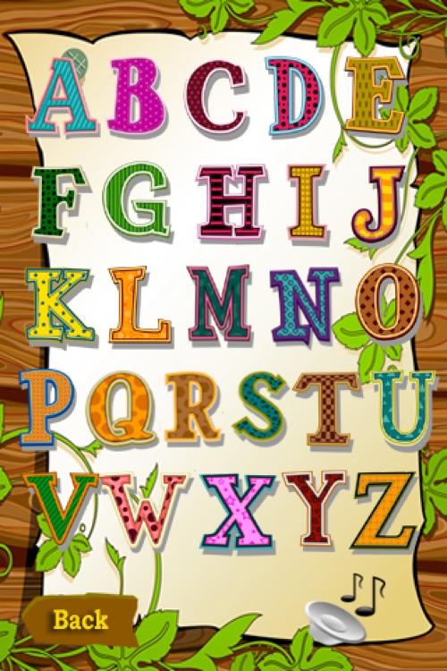 Alphabet Lite screenshot-3