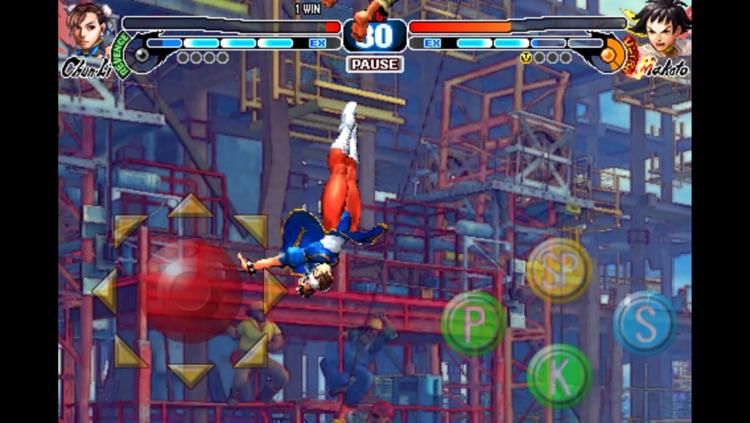 STREET FIGHTER IV VOLT screenshot-4