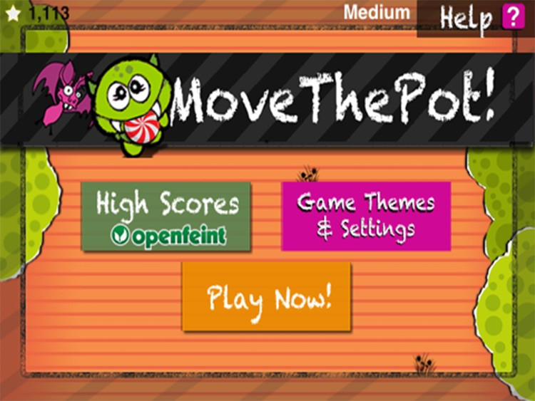MoveThePot! HD FREE! BE WARNED INSANELY ADDICTIVE!