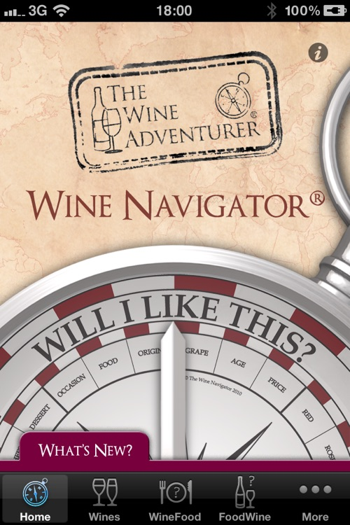 Wine Navigator® Plus screenshot-0