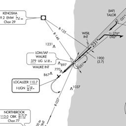 Approach Charts