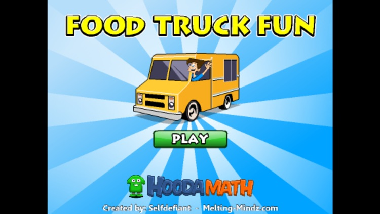 Another Fun Shopping Style Game from HoodaMath.com. **Only 99 cents gets  you hours of fun, trying to make the most money possible in the Food Truck  business