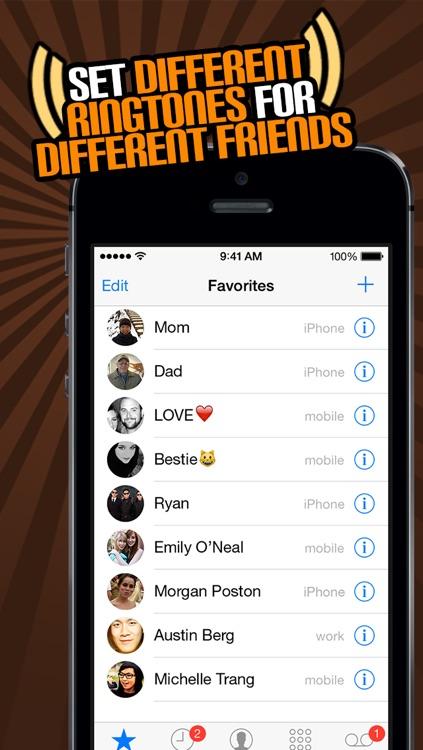 1500 Ringtones Unlimited - Download the best iPhone Ringtones