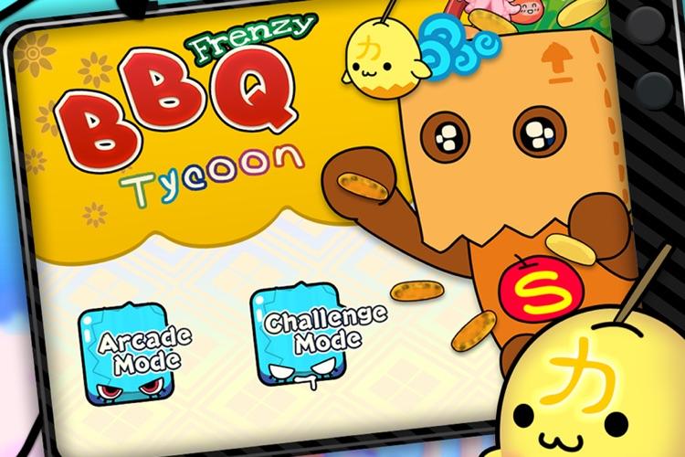BBQ Tycoon Frenzy