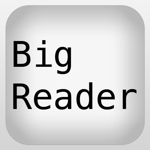 BigReader : PDF Reflow with Large Font