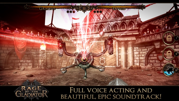 Rage of the Gladiator Premium screenshot-4