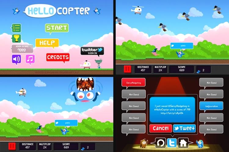 Hello Copter