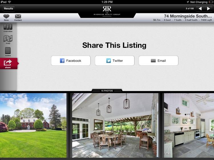 Fairfield CT Realty for iPad screenshot-4