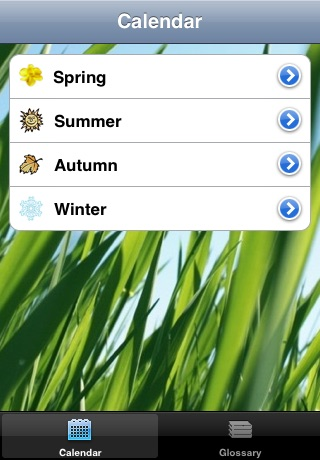 Lawn Maintenance Calendar screenshot-0