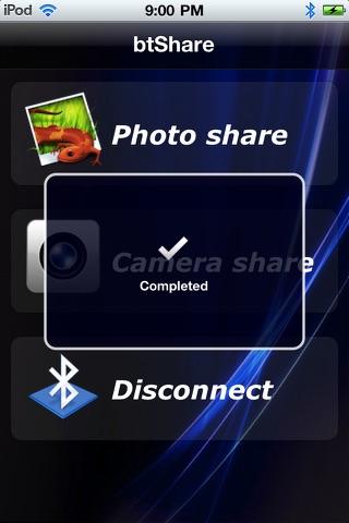 Bluetooth Photo & Camera Shareのおすすめ画像4