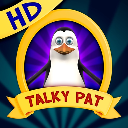 Hi, Talky Pat! HD - The Talking Penguin