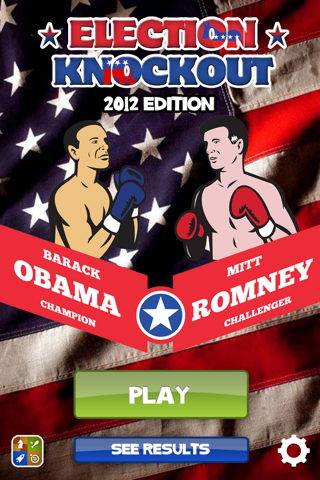 Election Knockout: 2012 Edition