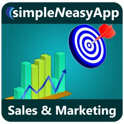 Sales and Marketing - A simpleNeasyApp by WAGmob