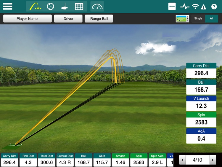 FlightScope Xi+ screenshot-0