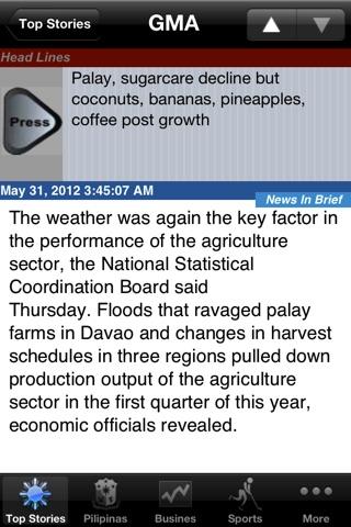 Philippines News  24/7 screenshot1