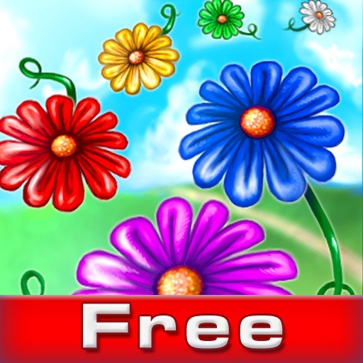 Drop Flowers FREE icon