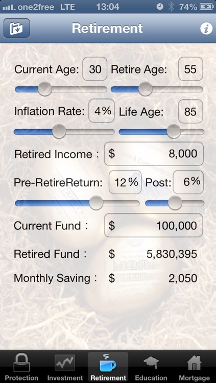 FinPlan - Financial Planning Tools screenshot-2