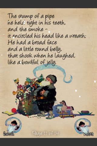 Twas The Night Before Christmas Digital Book