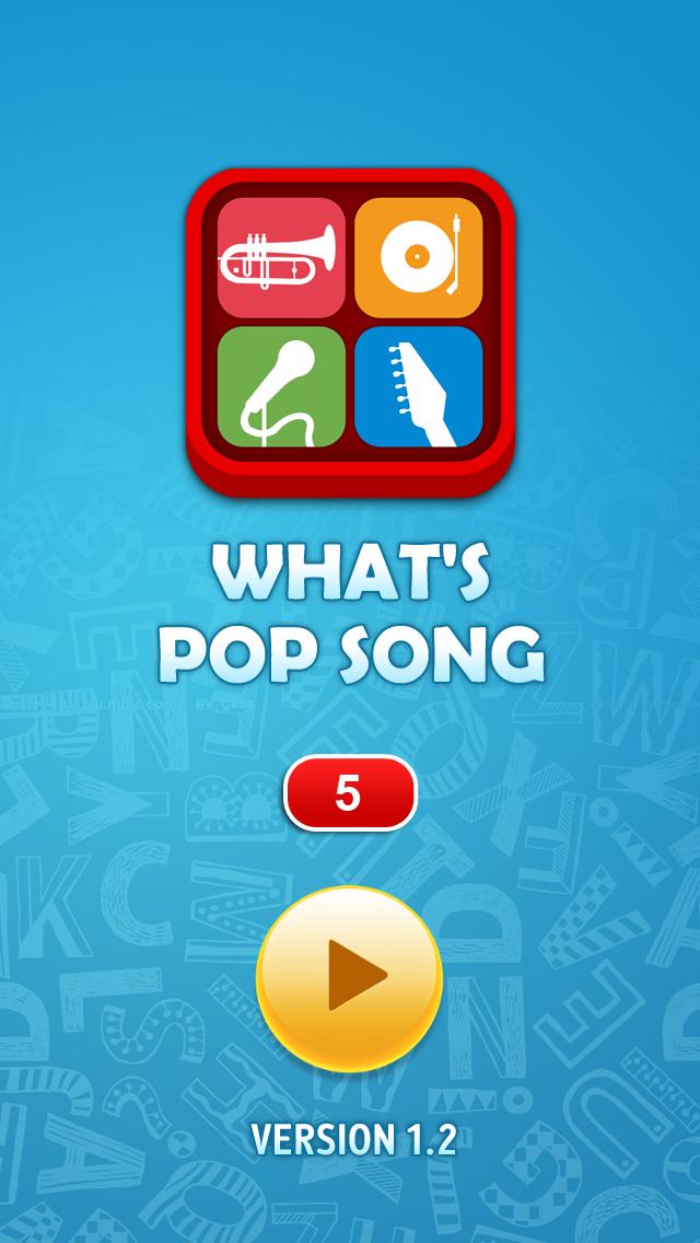 What's Pop Song - Music Quizのおすすめ画像1