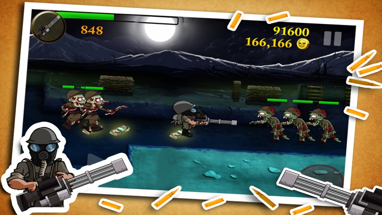 Zombie Toxic - Top Best Free War Game screenshot-3