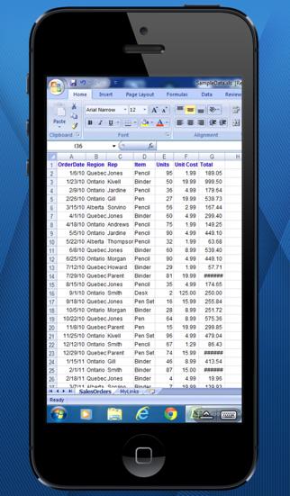Splashtop for Good Technology ScreenShot2