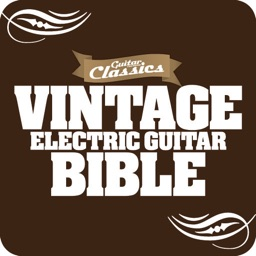 The Vintage Electric Guitar Bible